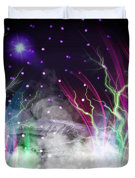 Mystic Fantasy Duvet Cover