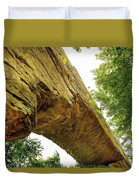 Natural Bridge 4 Duvet Cover