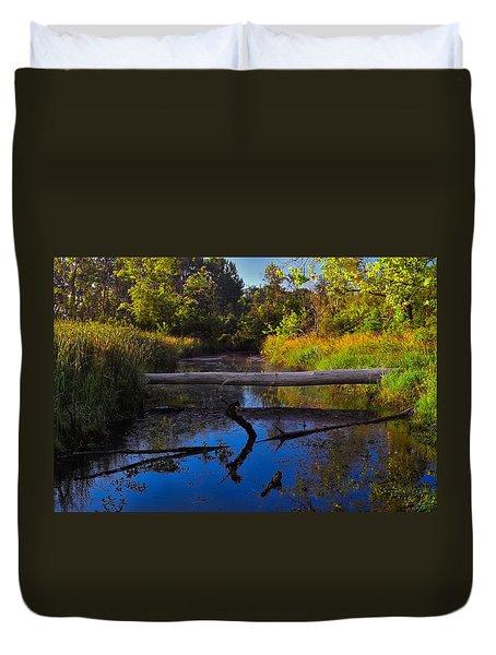 Natural Bridge Duvet Cover