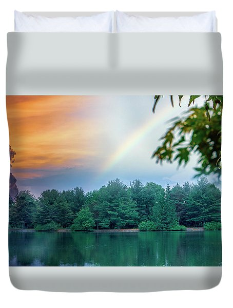Natural Composites Duvet Cover