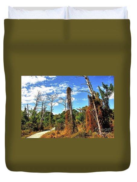 Nature Preserve Duvet Cover