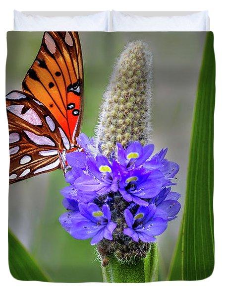 Nature's Beauty Duvet Cover