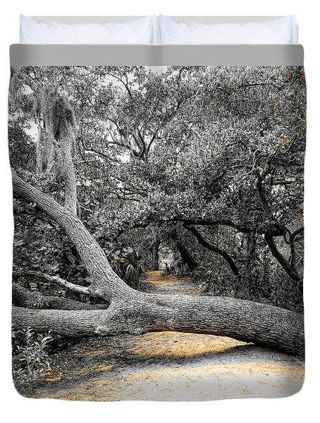 Nature's Way Duvet Cover