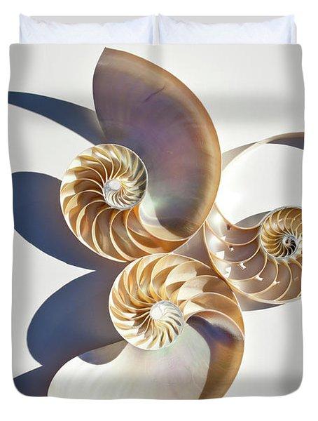 Nautilus 0425 Duvet Cover