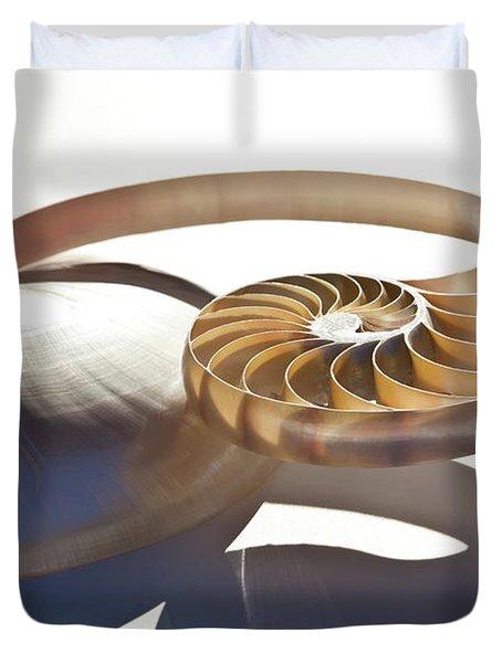 Nautilus 0469 Duvet Cover