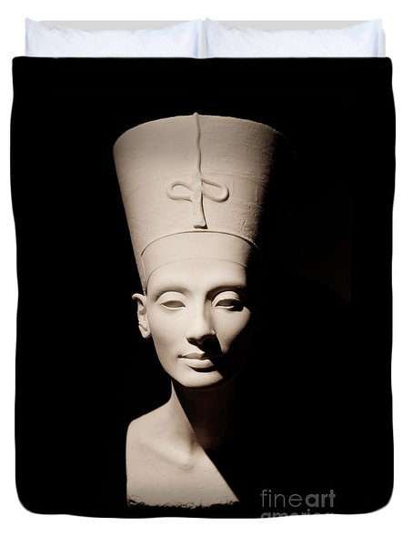 Nefertiti Duvet Cover