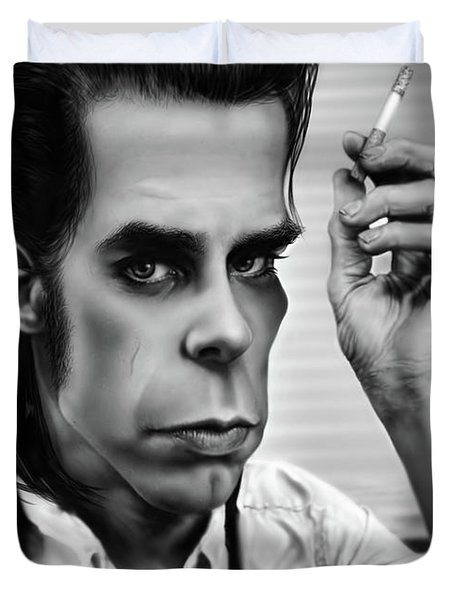 Nick Cave Duvet Cover