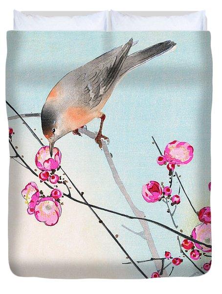 Nightingale Duvet Cover