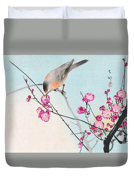 Nightingale Duvet Cover