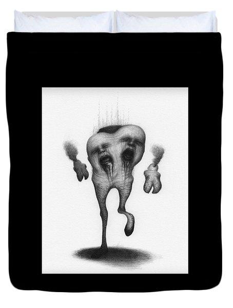 Nightmare Strider - Artwork Duvet Cover