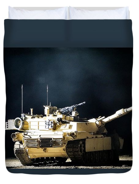 No Rest For The Wicked Duvet Cover