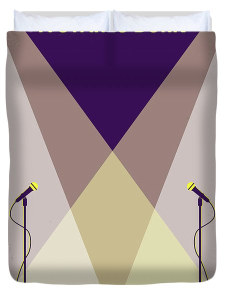 No1006 My A Star Is Born Minimal Movie Poster Duvet Cover