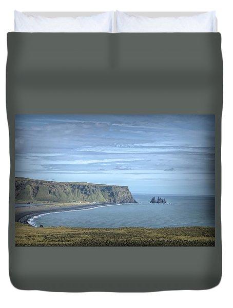 Nordic Landscape Duvet Cover
