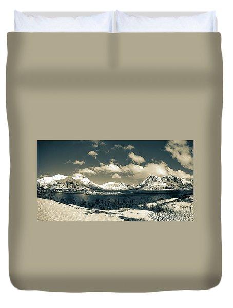 Nordland Duvet Cover