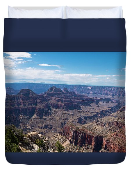 North Rim Duvet Cover