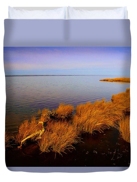 Northern Exposure  Duvet Cover