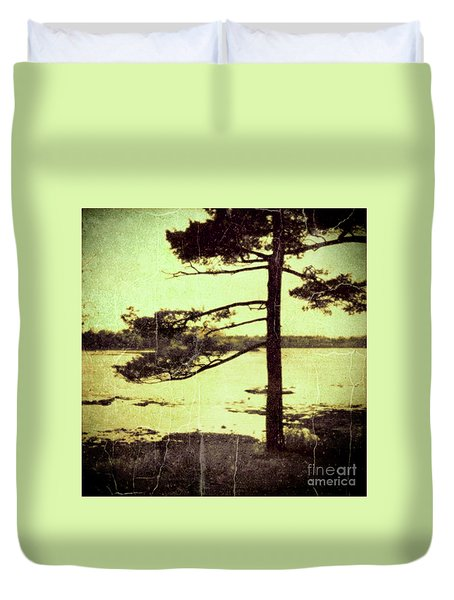 Northern Pine Duvet Cover