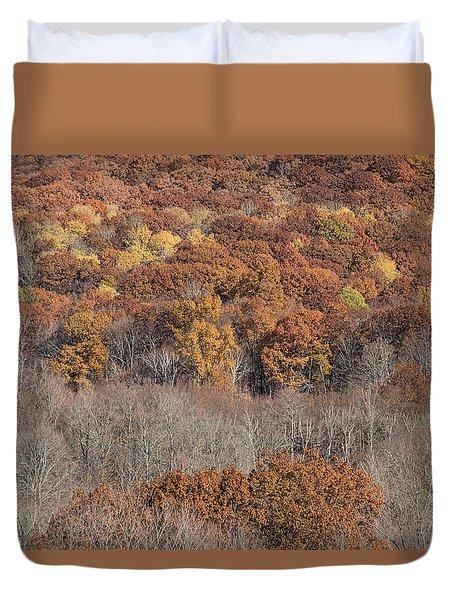 November Color - Duvet Cover
