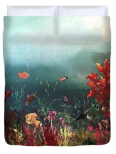 Ocean Beauty Duvet Cover