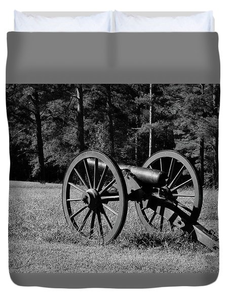 Of Years Gone By Duvet Cover