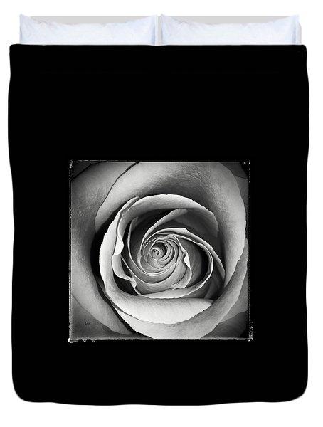 Old Rose Duvet Cover