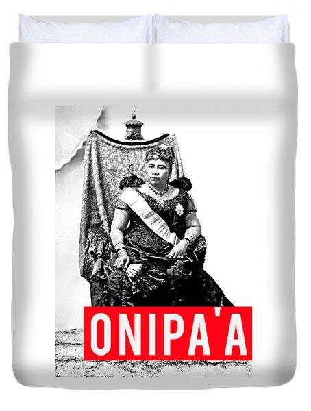 Onipaa Duvet Cover