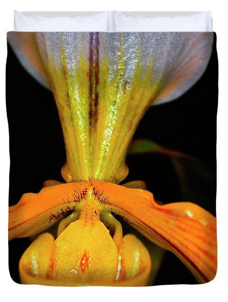 Orchid Study Five Duvet Cover