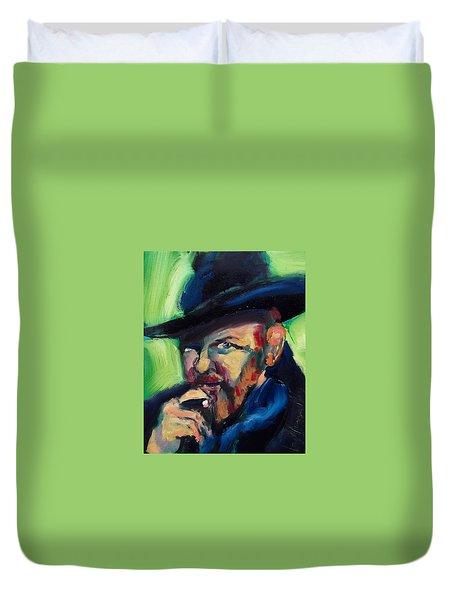 Orson Welles Duvet Cover