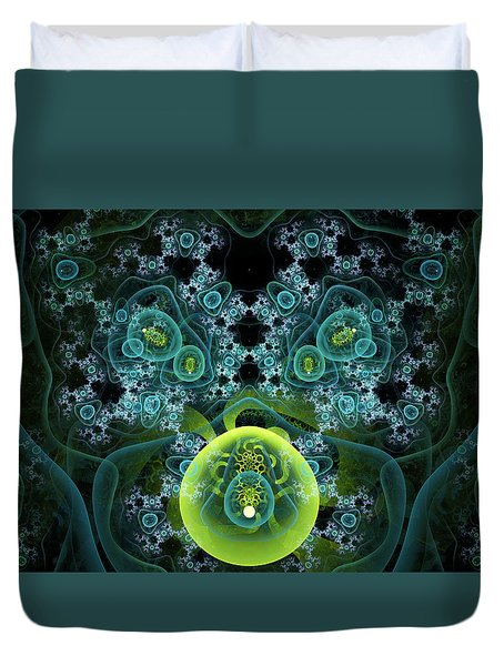 Out Of Focus Duvet Cover