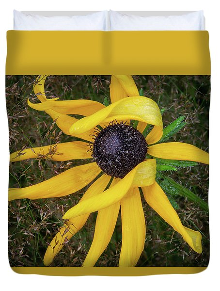 Duvet Cover featuring the photograph Out Of The Ordinary by Dale Kincaid