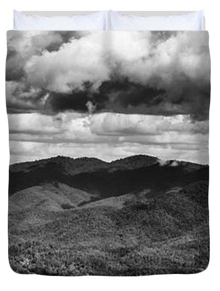 Panorama Melodrama Duvet Cover