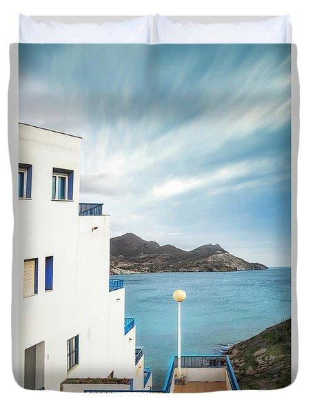 Paradise Bay Duvet Cover