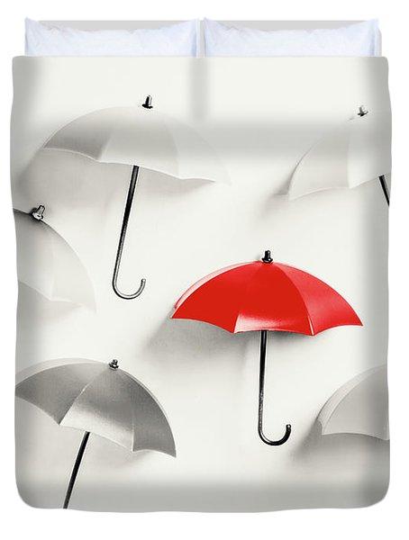Parasol Pop Duvet Cover