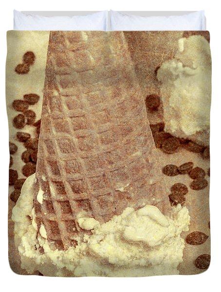 Parchment Parlor Duvet Cover
