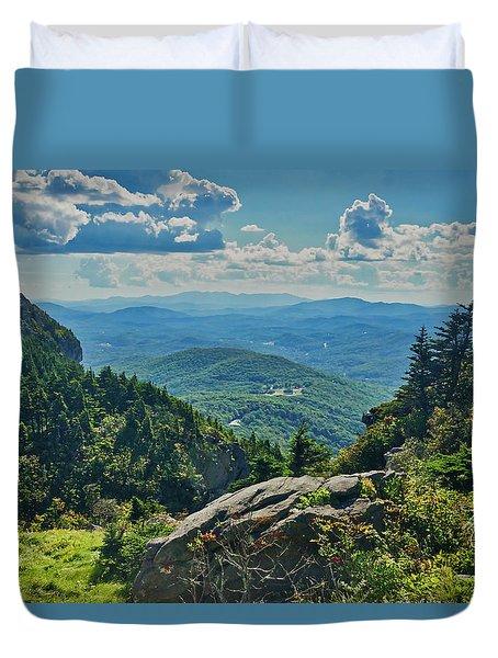 Parkway Overlook Duvet Cover