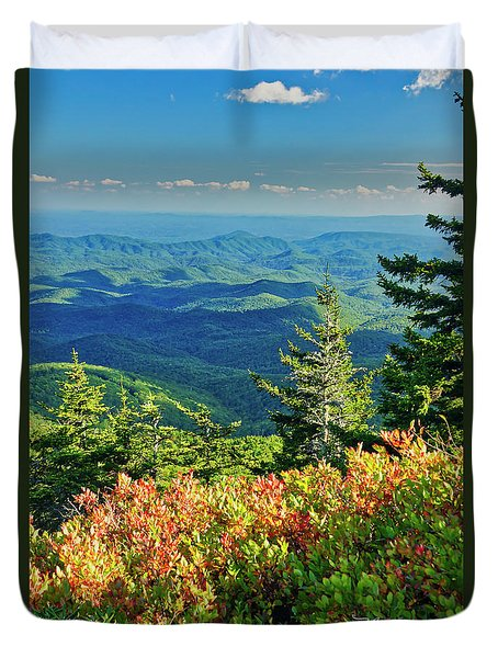 Parkway Tree Duvet Cover