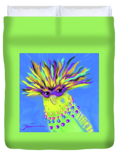 Party Animal Duvet Cover