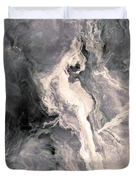Passion - Custom Version 2 - Abstract Art Duvet Cover