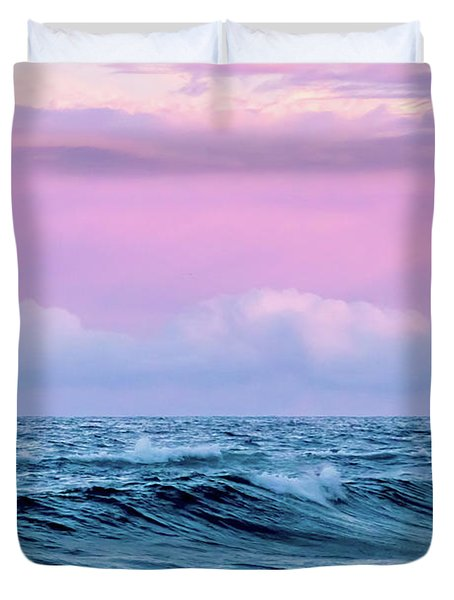 Pastel Summer  Duvet Cover