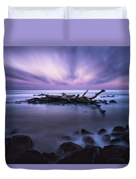 Pastel Tranquility Duvet Cover
