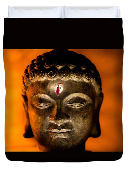Path To Enlightenment Duvet Cover