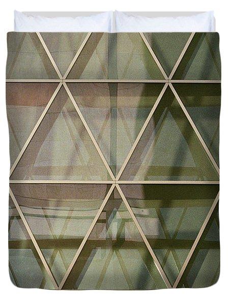 Patterns For Days Duvet Cover