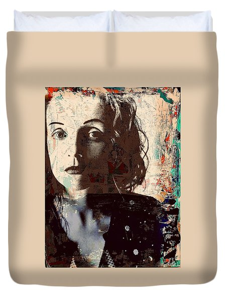Patty Griffin Duvet Cover