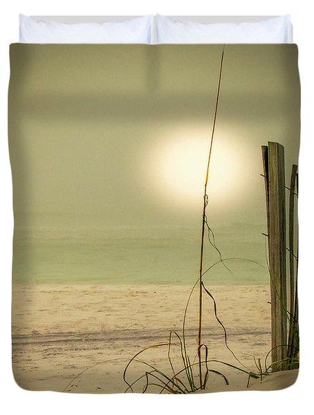 Pensacola Beach Duvet Cover