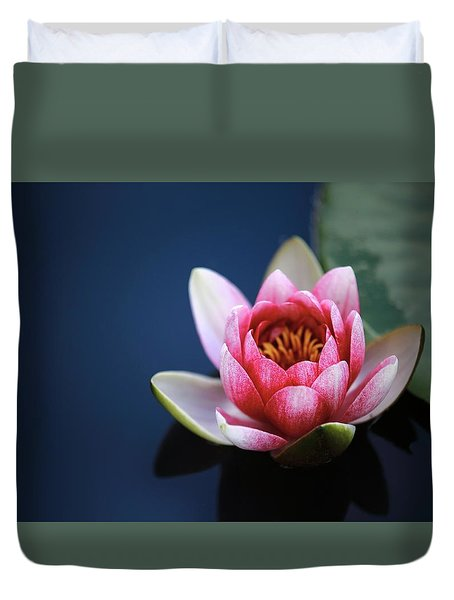 Perfect Lotus Duvet Cover