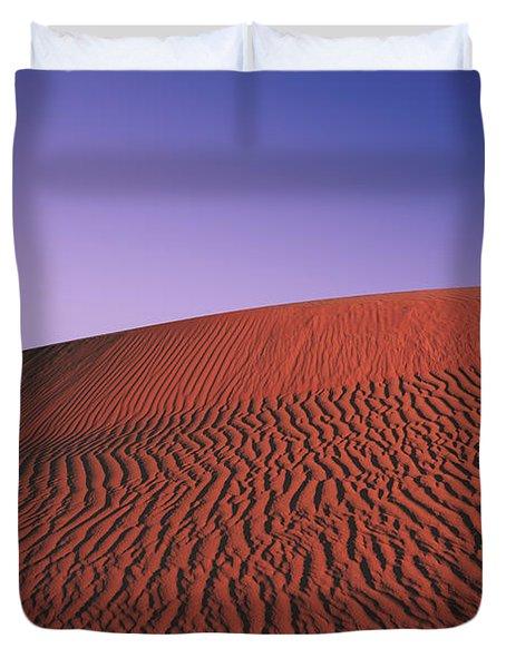 Perry Sandhills Duvet Cover
