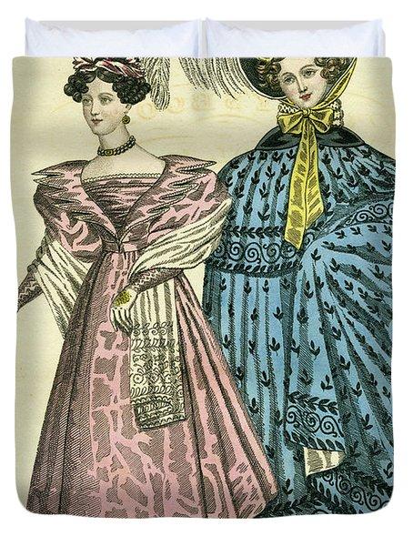 Philadelphia Fashions Duvet Cover