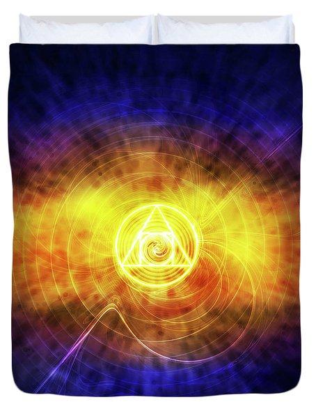 Philosopher's Stone Duvet Cover