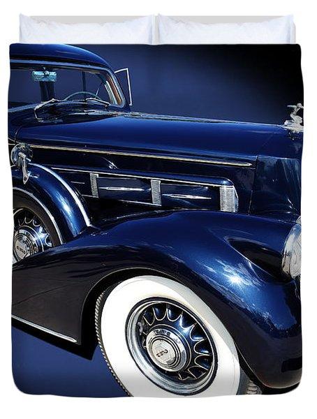 Pierce Arrow Model 1603 Limousine Duvet Cover