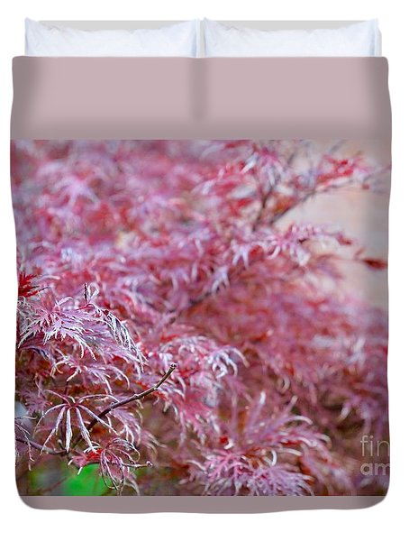 Pink Fairy Tale Duvet Cover